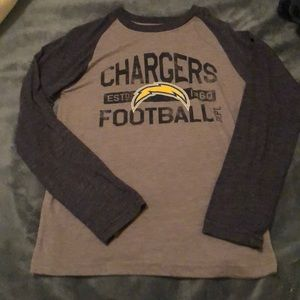 NFL chargers t-shirt